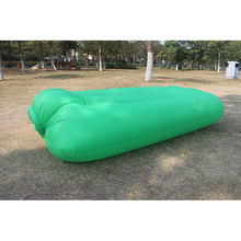 Custom Inflatable Lounger Outdoor Air Filled Sofa Inflatable Air Bed