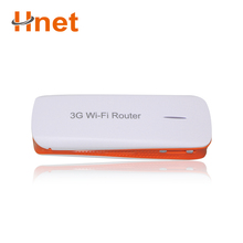 3G Wireless WIFI ADSL Modem Router openwrt with power bank 3000mAh