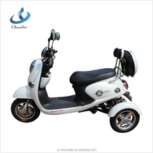 60v electric tricycle cabin mobility scooter 3 wheel tricycle
