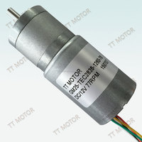 GM25-TEC2838 of BLDC gear motor