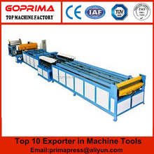 Power automatic Production Line III Aluminum Flexible Air Duct Machine