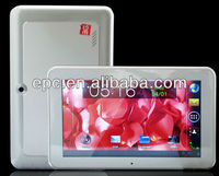 Tablet PC 9inch Android 4.0 dual MTK 6577 dual core cpu cortex a9 tablet pc