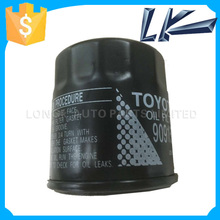 Toyota genuine oil filter 90915-yzze1 in hot sale