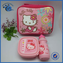 Foodgrade Lovely Kids Plastic Bento Lunch Box