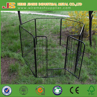 Easily assembled powder coated small animal fence pet fence dog fence