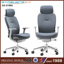 China wholesale executive mesh office chair with footrest GS-166A Office chair molded foam