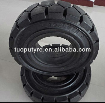 Solid Rubber Tire