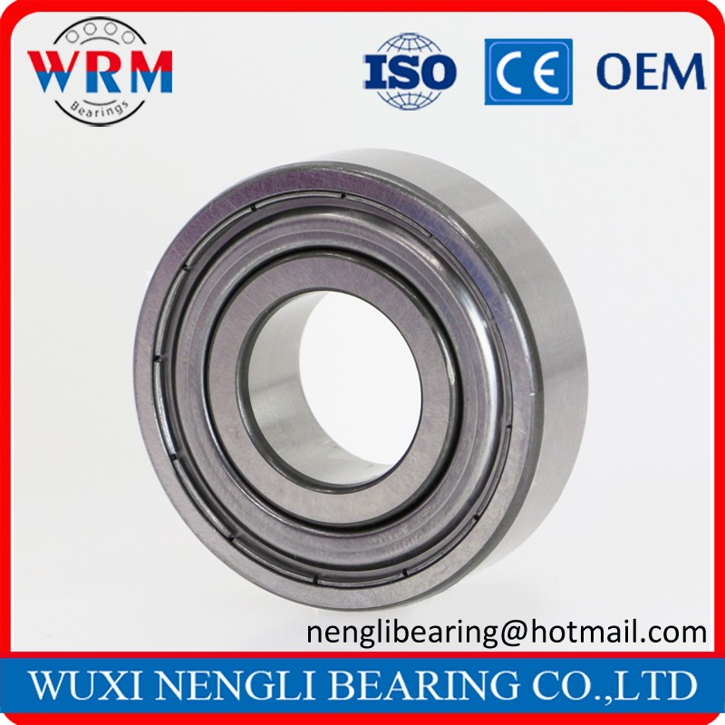 Deep groove ball bearing 6203 pipe conveyor ball bearing