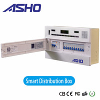 Electronic Outdoor Project power Junction Box ABS Plastic IP65 distribution box