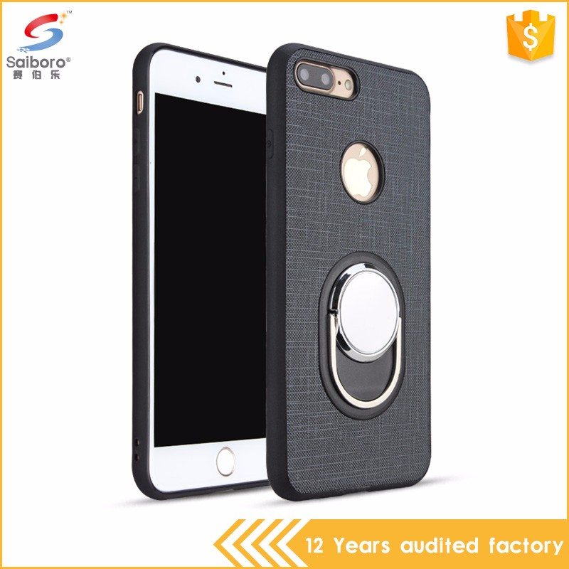 Promotions magnetic car holder mobile case for iphone 6 6plus 7 7plus