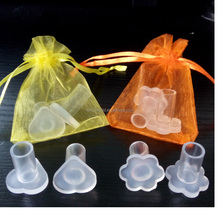 High Heel Protectors Latin Stiletto Dance shoes Covers Heel Stoppers Antislip plastic High Heeler for Wedding Favor