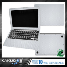 Customized Free Cut One Set Full or Half Palm Rest Guard Shield Cover Skin With Touchpad for Macbook Air
