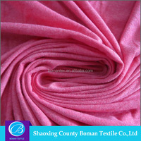 The most popular TR single jersey knit weft fabric