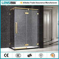 lens Lampard B31Brass shower rooms/shower cabins
