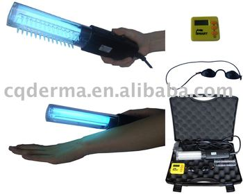 Light Therapy Handheld Lamp for vitiligo, psoriasis, eczema