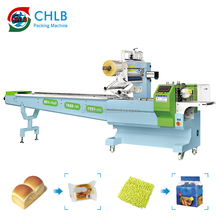 Instand noodle wrapping machine