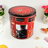 Food grade personalized design toy storage metal tin can