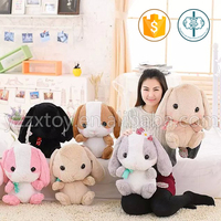 Best made lovely soft plush long ears rabbit toy