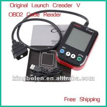 OBD2 AUTO SCANNER LAUNCH CREADER .
