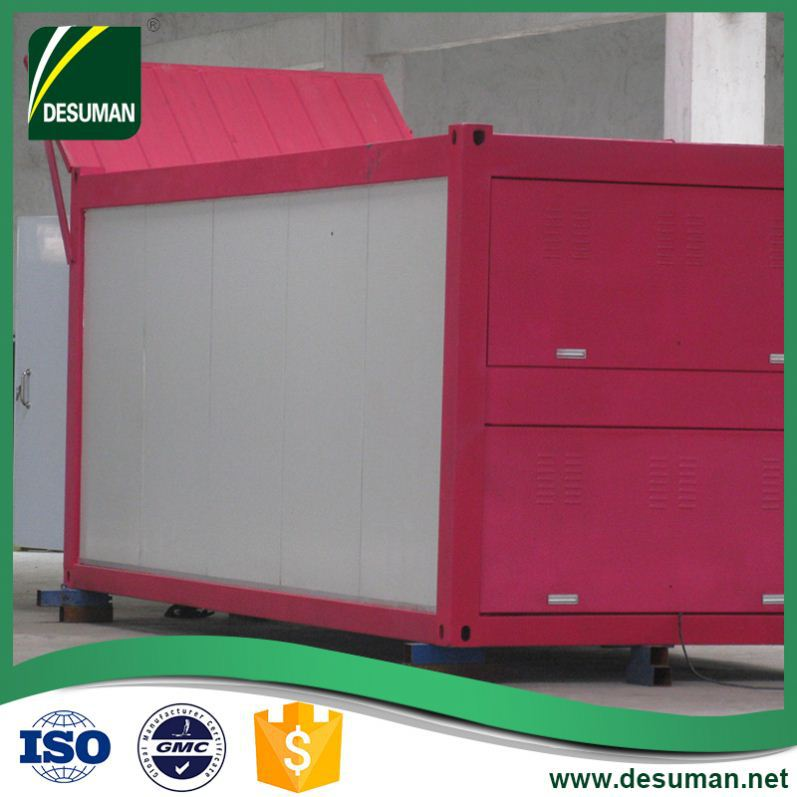 DESUMAN China gold supplier popular design and style disassemble container classroom