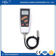 HBO brand zinc coating thickness measurement for zinc coat thickness on magnetic metal