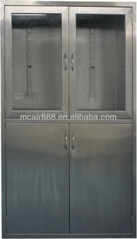 Stainless Steel Hospital Anesthetic Cabinet
