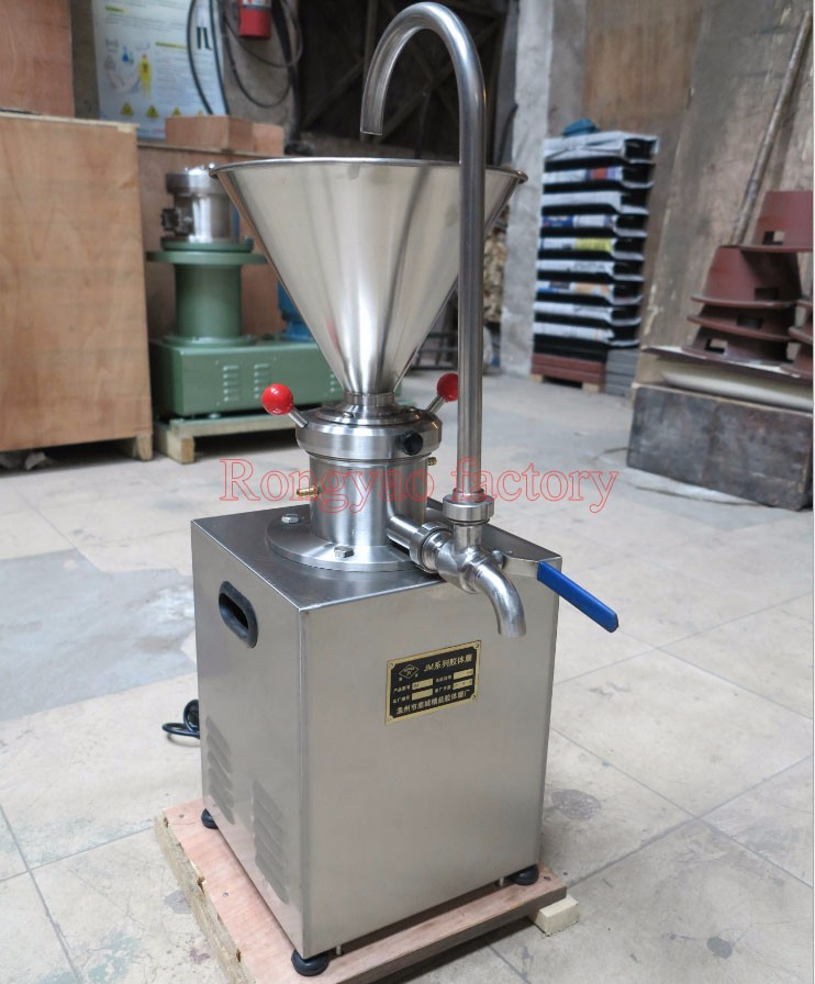 IS-JMC60 Stainless Steel Industry Multi-Purpose Food Chemical Pharmaceutical Various Liquid Colloid Mill Grinding Grinder