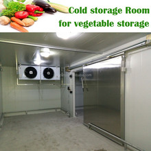walk-in cold storage room of two tons storage capacity