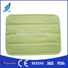 shanghai manufacturing oval nylon non-electric hot cold pad gel MSDS cooling mat