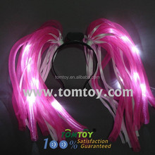 Wholesale LED Flashing Light up Noodle Headband for Girls