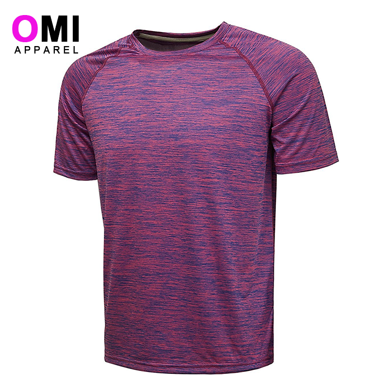 mens short sleeve sports <strong>t</strong>-<strong>shirt</strong> fitness gym dry fit fitness wear clothing