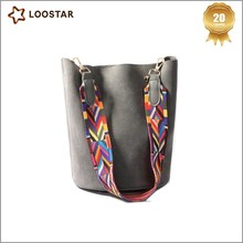 Competitive Price Top Quality China Wholesale Leather Shoulder Bag