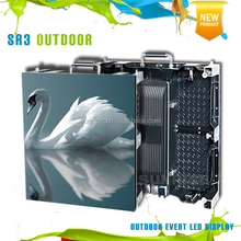 HD outdoor/indoor P3.91mm P4.81mm rental led display