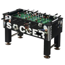 Popular colorful adults soccer table 4 balls football table