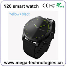 Wrist bluetooth 4.0 watch waterproof IP68 10 meters underwater for swimming outdoor smart watch