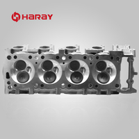 OEM MD086520 4G54 Complete Cylinder Head Assembled with camshaft valves and springs