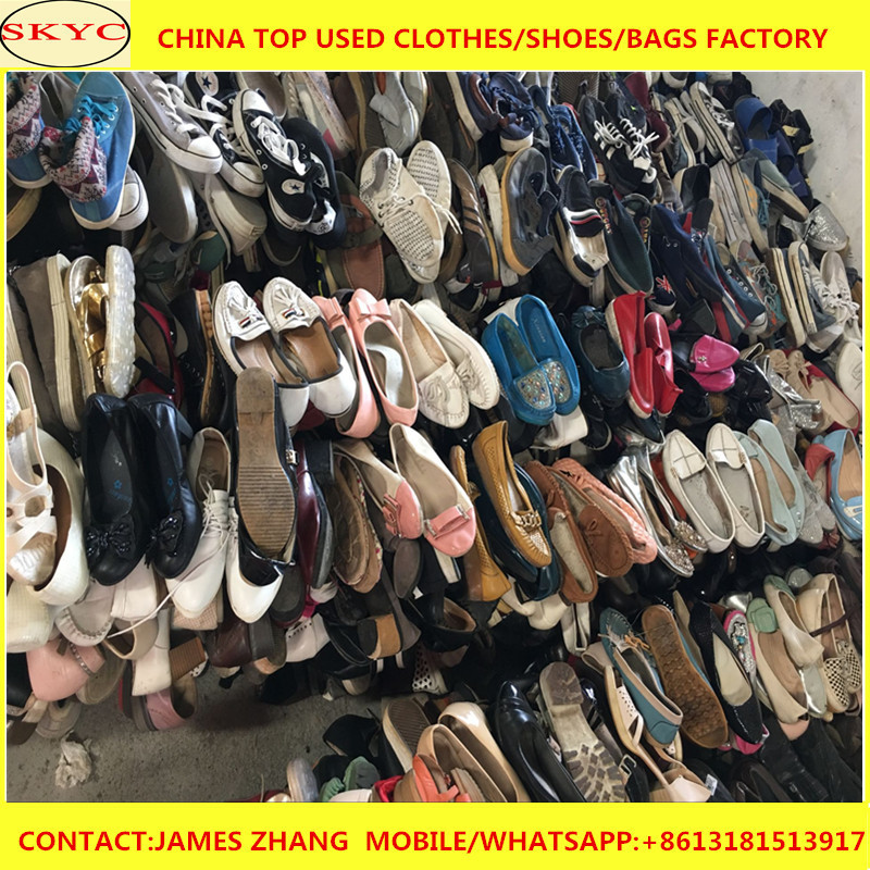 Lots of stock used shoes for children Second Hand Items Used Shoes Men