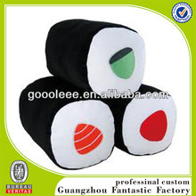 45*20*20 cm sushi shape cushions and pillows