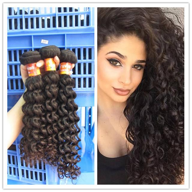 top grade natural balck/brown curly wavy 100% raw unprocessed virgin peruvian hair wholesale for uk us black women