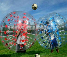 TPU/PVC Inflatable Bubble Soccer /Inflatable Bumper Body Ball For Team Games