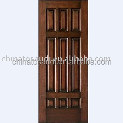 Single wooden door design from factory directly buy for Single wooden door designs 2016