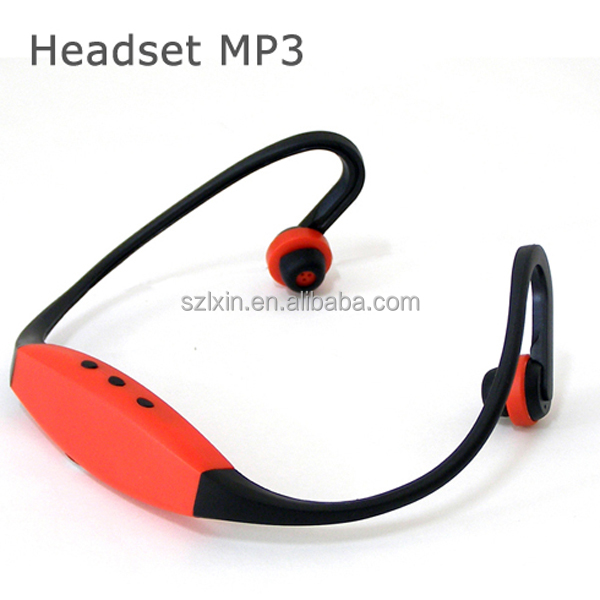 New Wholesale---Hot sale 8GB Music Player Sports MP3 Walkman for Running mp3 player Free shipping