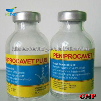 Veterinary medicine Penicillin Sodium for Injection