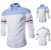 Wholesale walson D95438T long sleeve latest casual cotton shirt designs for men apparel