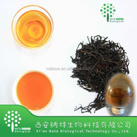 Black tea extract low price10%-90%polyphenols, 2%-10%caffeins, 10%-50% theaflavins