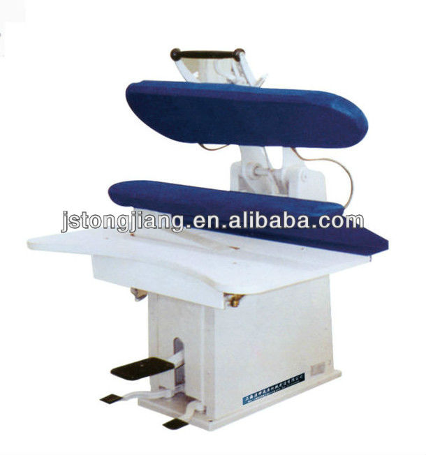 commercial laundry ironing equipment for socks produce