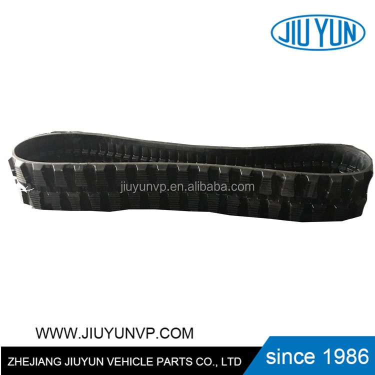 rubber track for mini combine harvester machinery farming tractor spare parts
