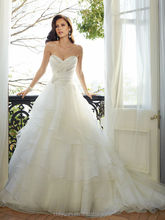 Taffeta sweetheart necklace bing wedding dresses 2015 ball gown