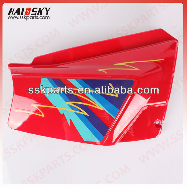 HAISSKY abs plastic motorcycle cover parts