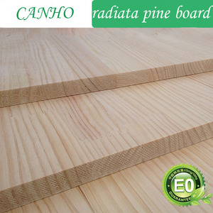 Pinus radiata pine board finger joint laminated new zealand monterey pine timber edge glued panel board18mm 22mm baseboard AB